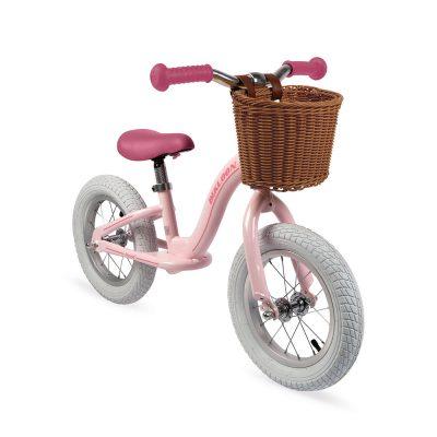 Metalni bicikl na balansiranje - Vintage Pink