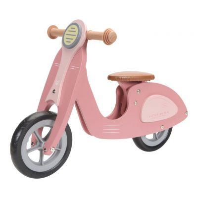 Little Dutch balans bicikl je savršena opcija za prvi bicikl.Idealan za igru na otvorenom.pomoći će deci da održavaju ravnotežu i razvijaju koordinaciju.
